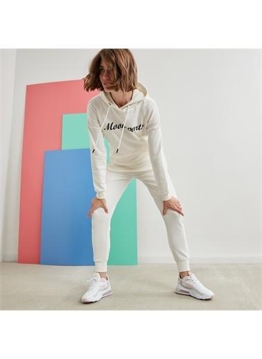MoonSports Sweatshirt Beyaz